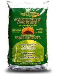 Energex Premium Hardwood Softwood Blend Wood Pellets