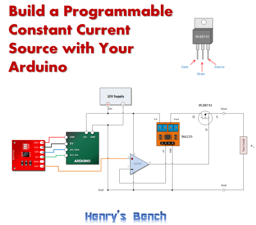 Constantcurrent Source Converter Circuit Diagram Tradeoficcom