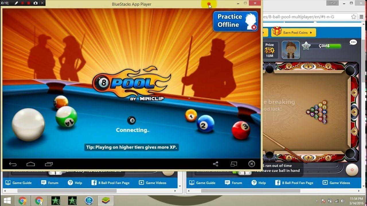 8 Ball Pool Coins Trick Pool Coins Coin Tricks Pool Balls