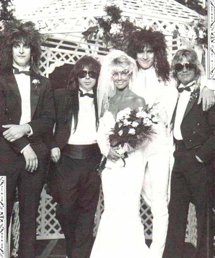 19+ Tommy lee wedding pics nikki sixx ideas in 2021
