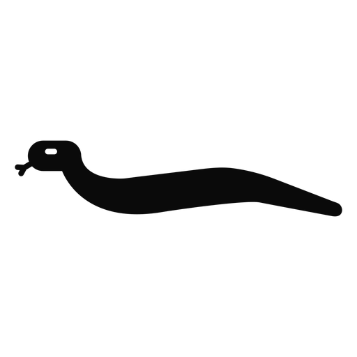 F V Snake Forked Tongue Detailed Silhouette Ad Sponsored Ad Forked Silhouette Detailed Snake Snake Silhouette Silhouette Png