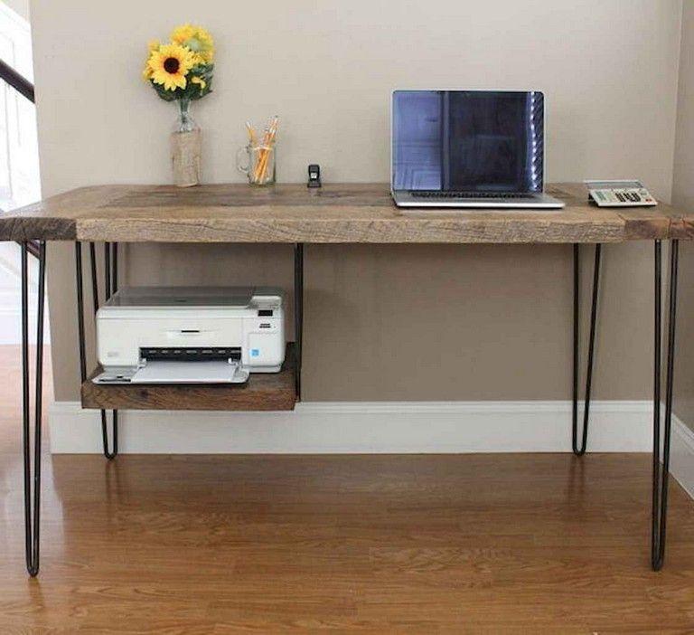 Diy Home Design Ideas Com: 35+ Incredible DIY Farmhouse Desk Decor Ideas On A Budget