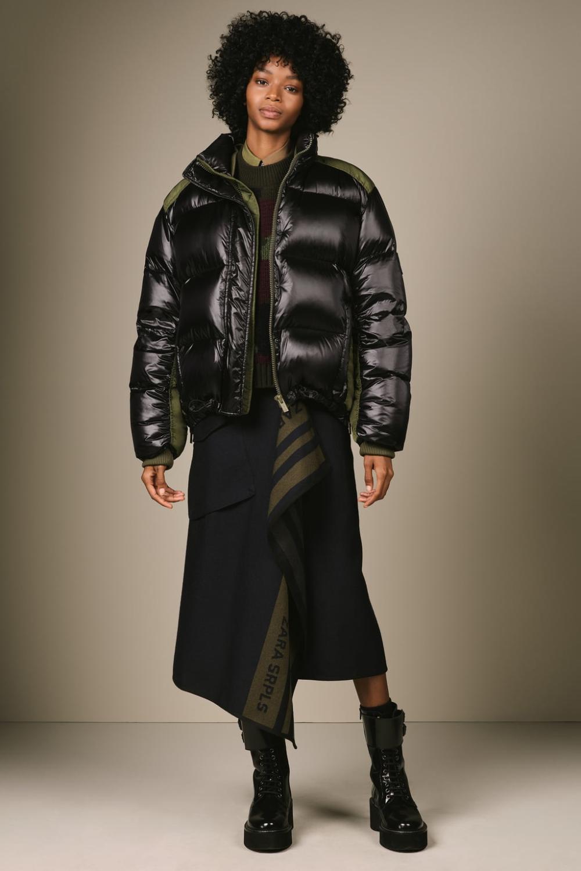 Blkt/skrt 03 Zara, Leather jacket, Zara women