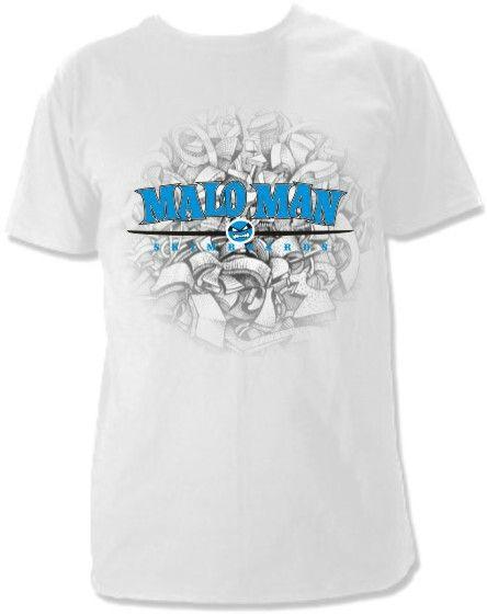 Malo Man T Shirt   www.malomanskimboards.com