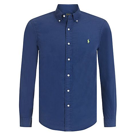 Ralph lauren denim shirt john lewis