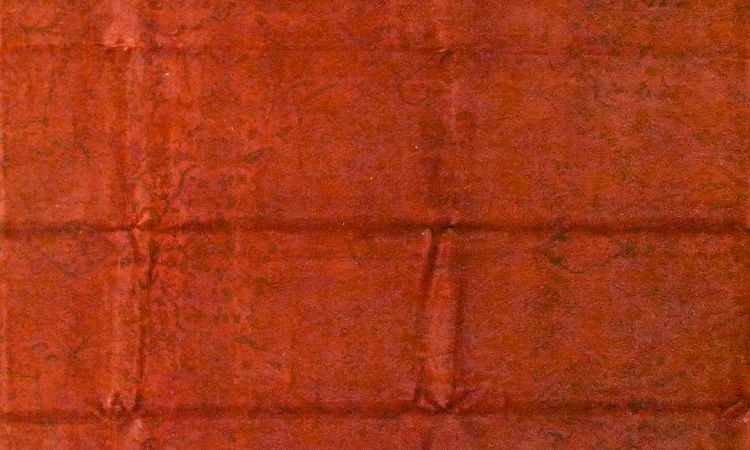 Oranger Orient Teppich By Kiskan Process Hamburg