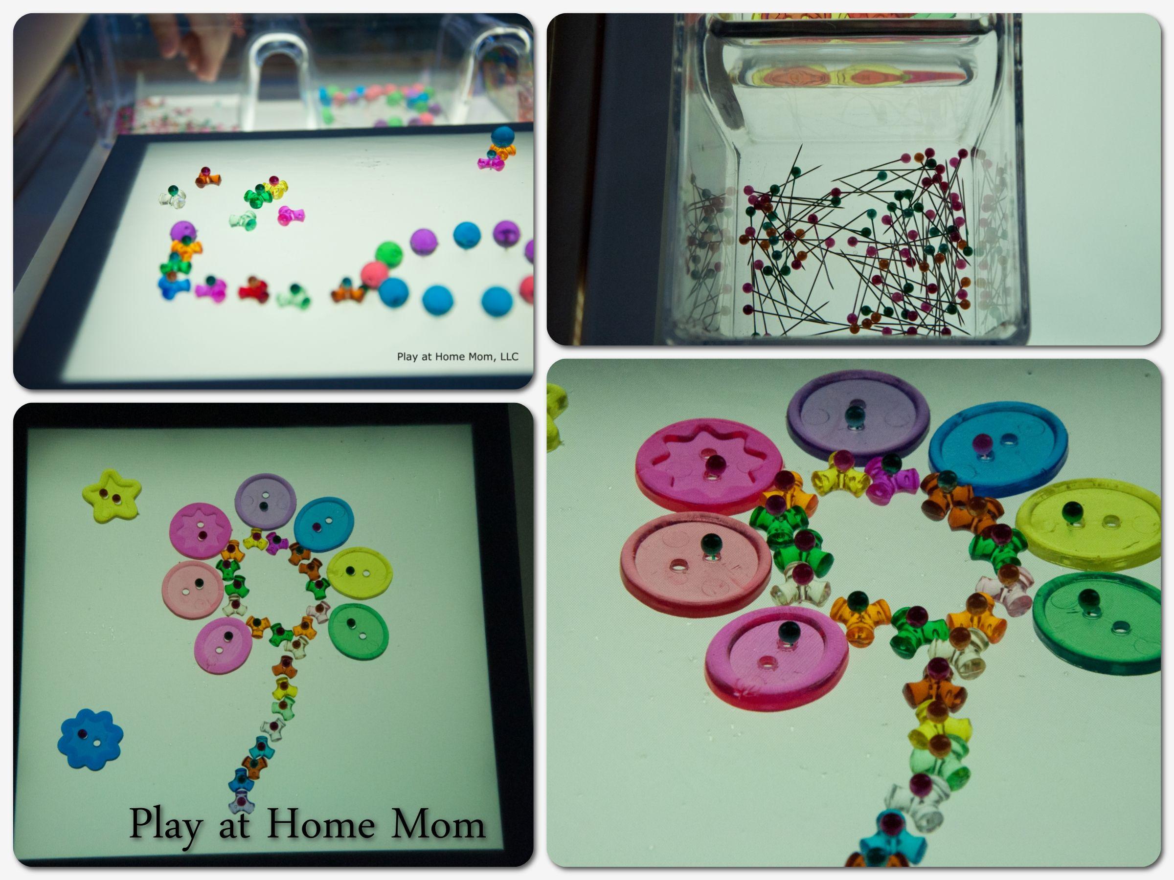 Push Pin Art For Kids