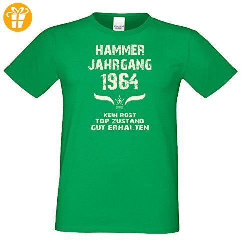 Geschenk zum 53. Geburtstag :-: Herren Geburtstags-Sprüche-T-Shirt