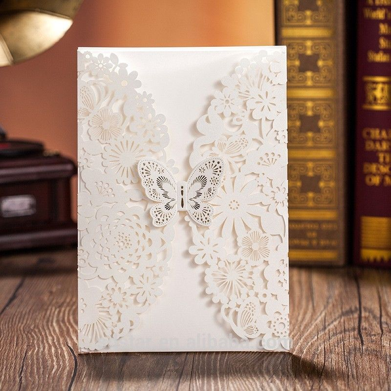 250g Card Paper Made Erfly