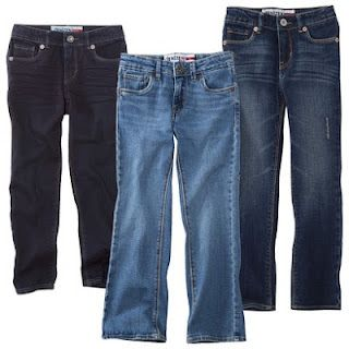 South Suburban Savings: Get dENiZEN from the Levis brand Girls Jeans for $8.99 per pair SHIPPED!! WOW!!!
