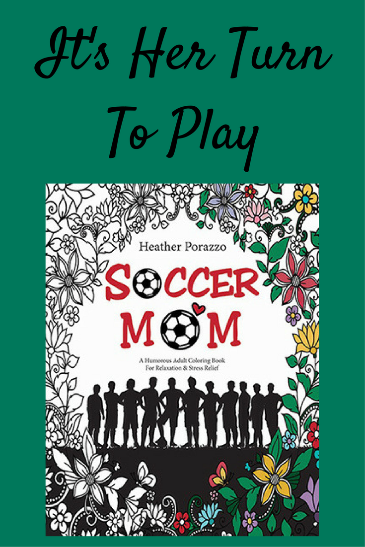 Coloring Book For Soccer Moms Amazon Best Seller Mom A Humorous Adult