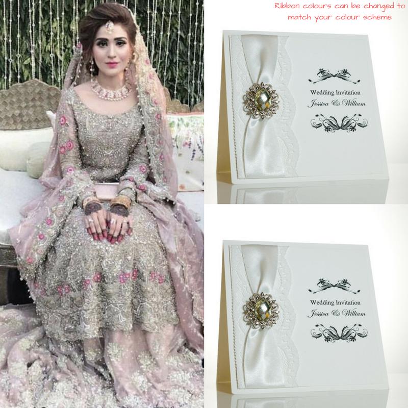 Asian Wedding Invitations Pink And Grey Wedding Colour Scheme