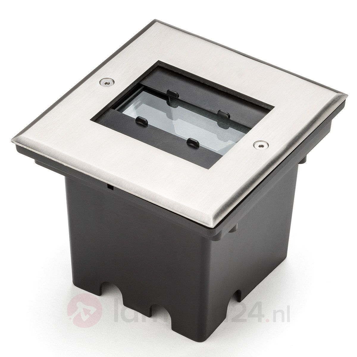 Malte LED grondspot met flex. Lichtuitvoer, 6 W | buitenverlichting ...