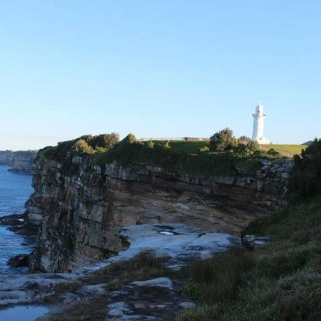 The Macquarie lighthouse NSW australia's first lighthouse