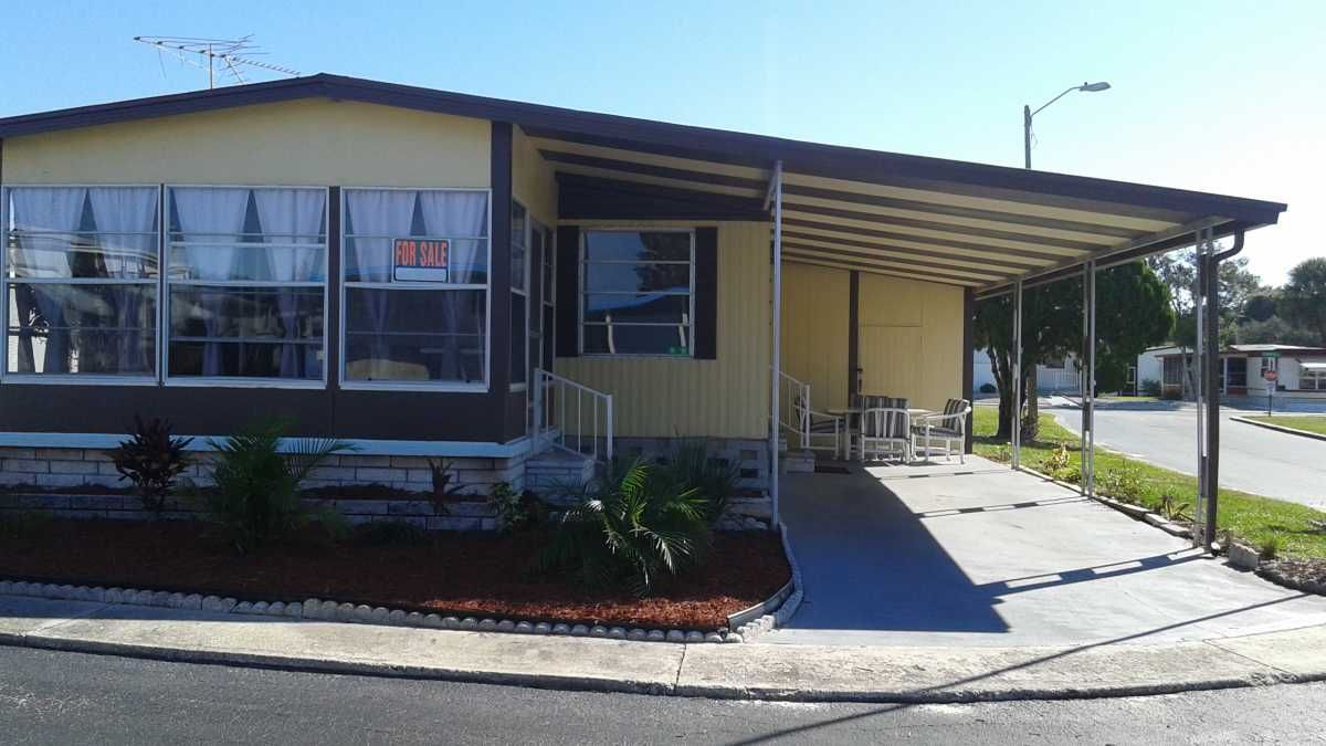 Gree Mobile Home For Sale in New Port Richey FL, 34653