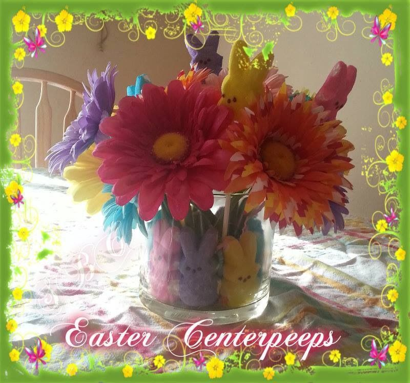 Great Easter center piece