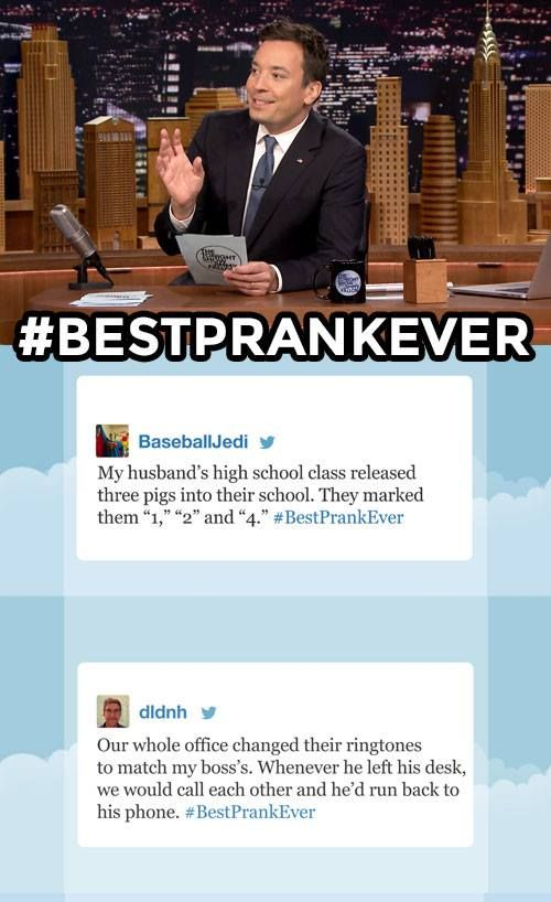 What's the best prank that you (or someone you know) has ever pulled? Leave it in the comments below! WATCH MORE: https://www.youtube.com/watch?v=m2I9FSABYWA