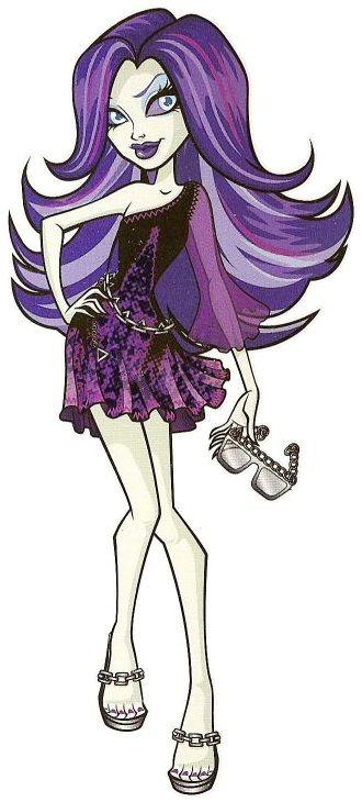 Spectra Vondergeist/merchandise - Monster High Wiki