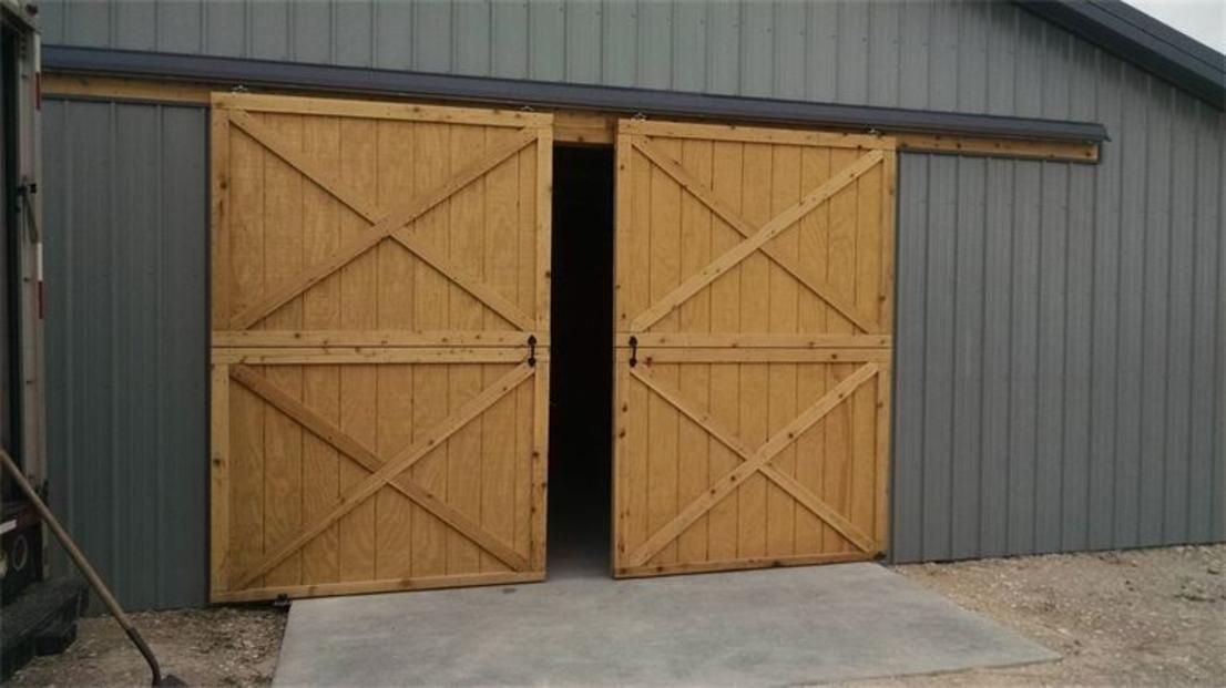 Sliding Door Barn Door Solid Wood Door Dutch Door Pole Barn Door Horse Barn Aisle Barn Stalls Dividers Kick Dutch Door Dutch Doors Exterior Barn Door