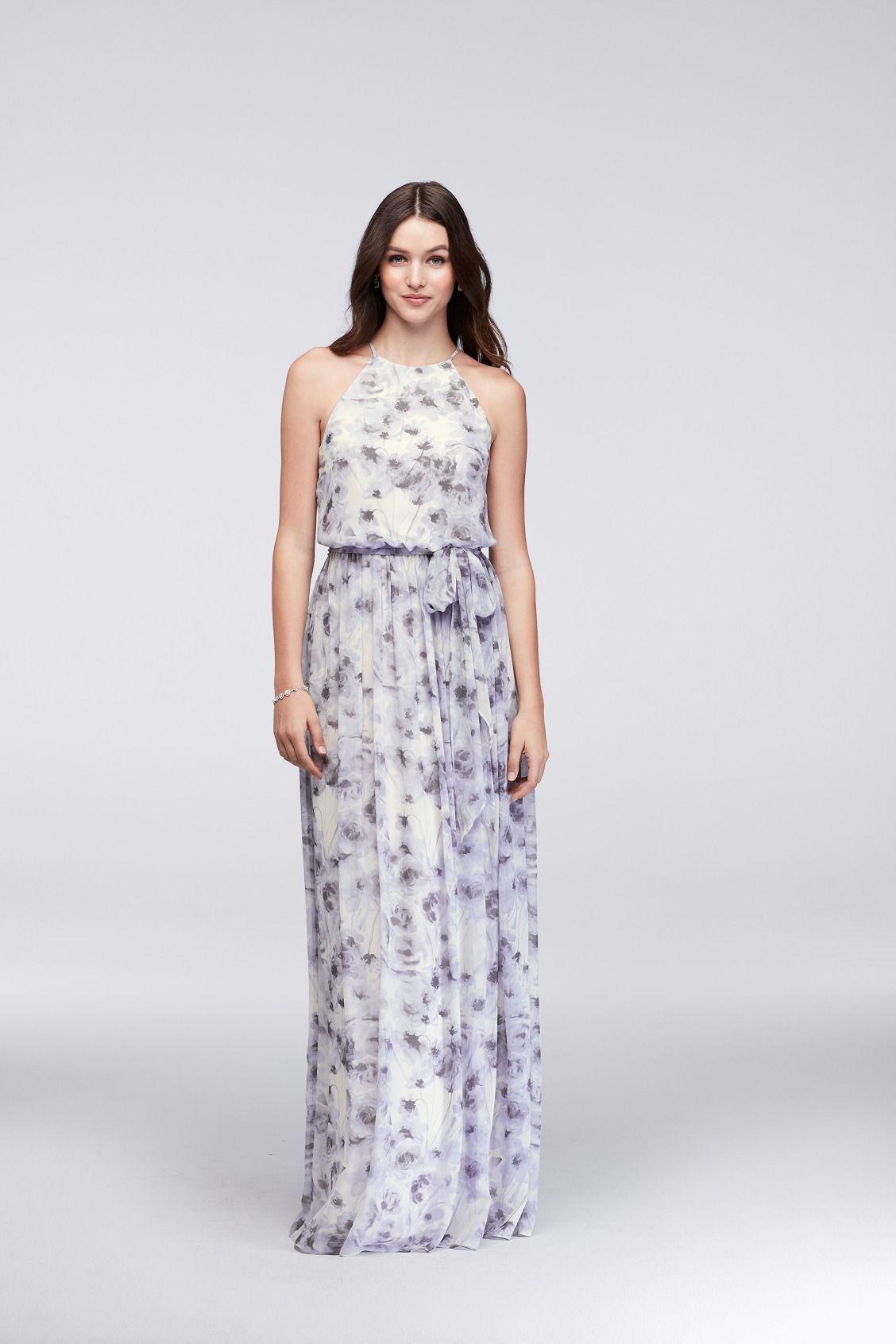 Charmant Tropische Brautjunferkleider Bilder - Hochzeitskleid Für ...