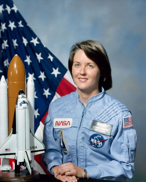 Kathryn Thornton, scientist and astronaut  After receiving her PhD