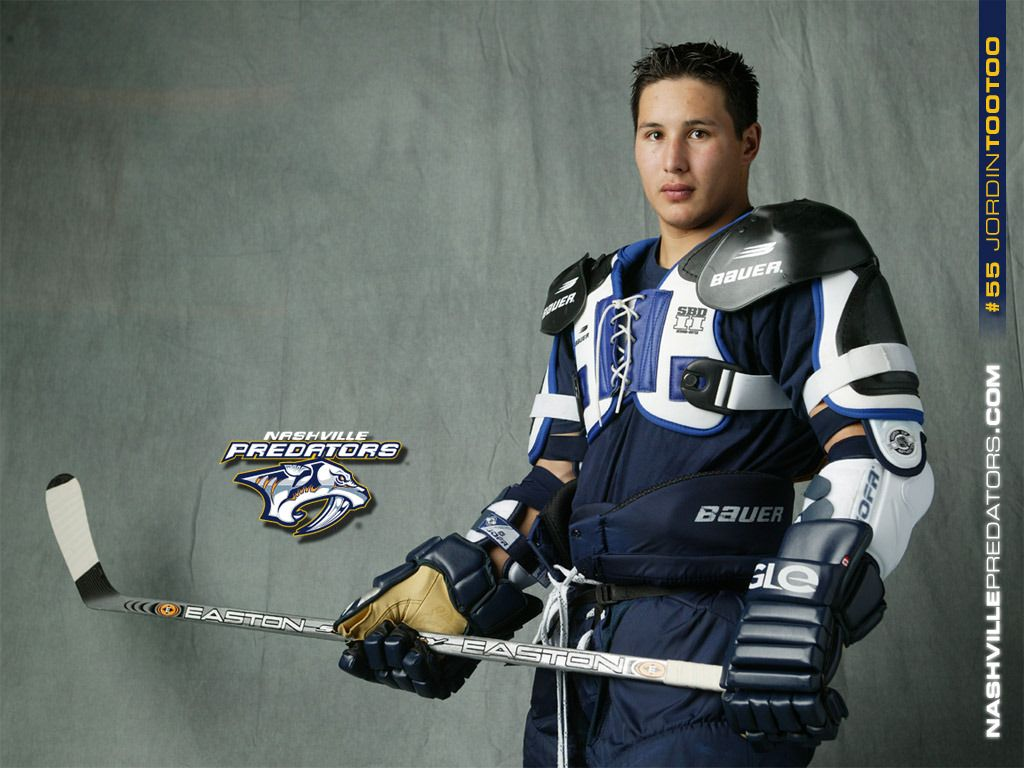 bb8bf7bdf ... Jordin TooToo. One of the toughest hockey players in the NHL ...