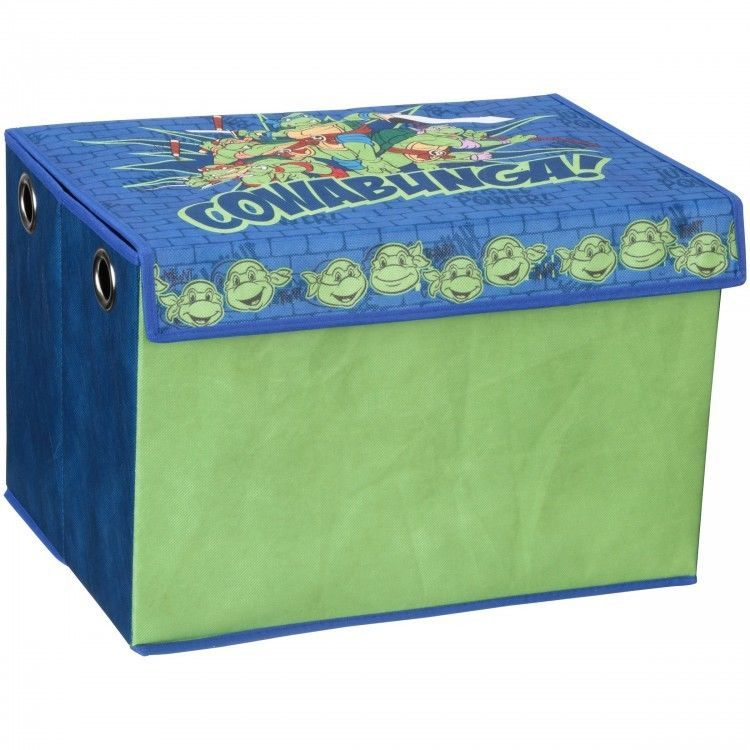 Sonstige Nickelodeon Teenage Mutant Ninja Turtles Collapsible Storage Trunk