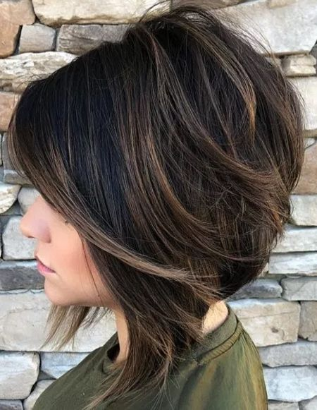 Trending Hairstyles 23 Angled Bob Hairstyles Trending Right Right Now For 2018  Bob