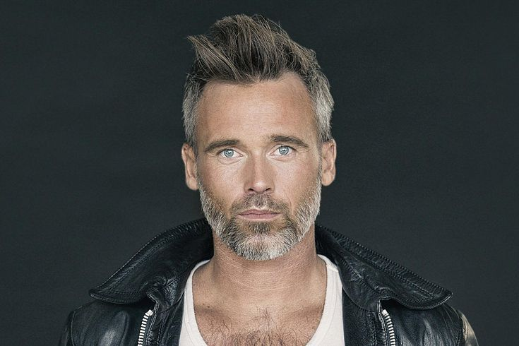 Get Older In Style Great Haircuts For Men In Their 40s Hair And
