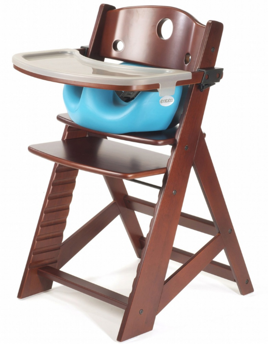 Baby Seat-Ideal for Commercial or Domestic use Infant or Childrens High Chair Wooden High Chair