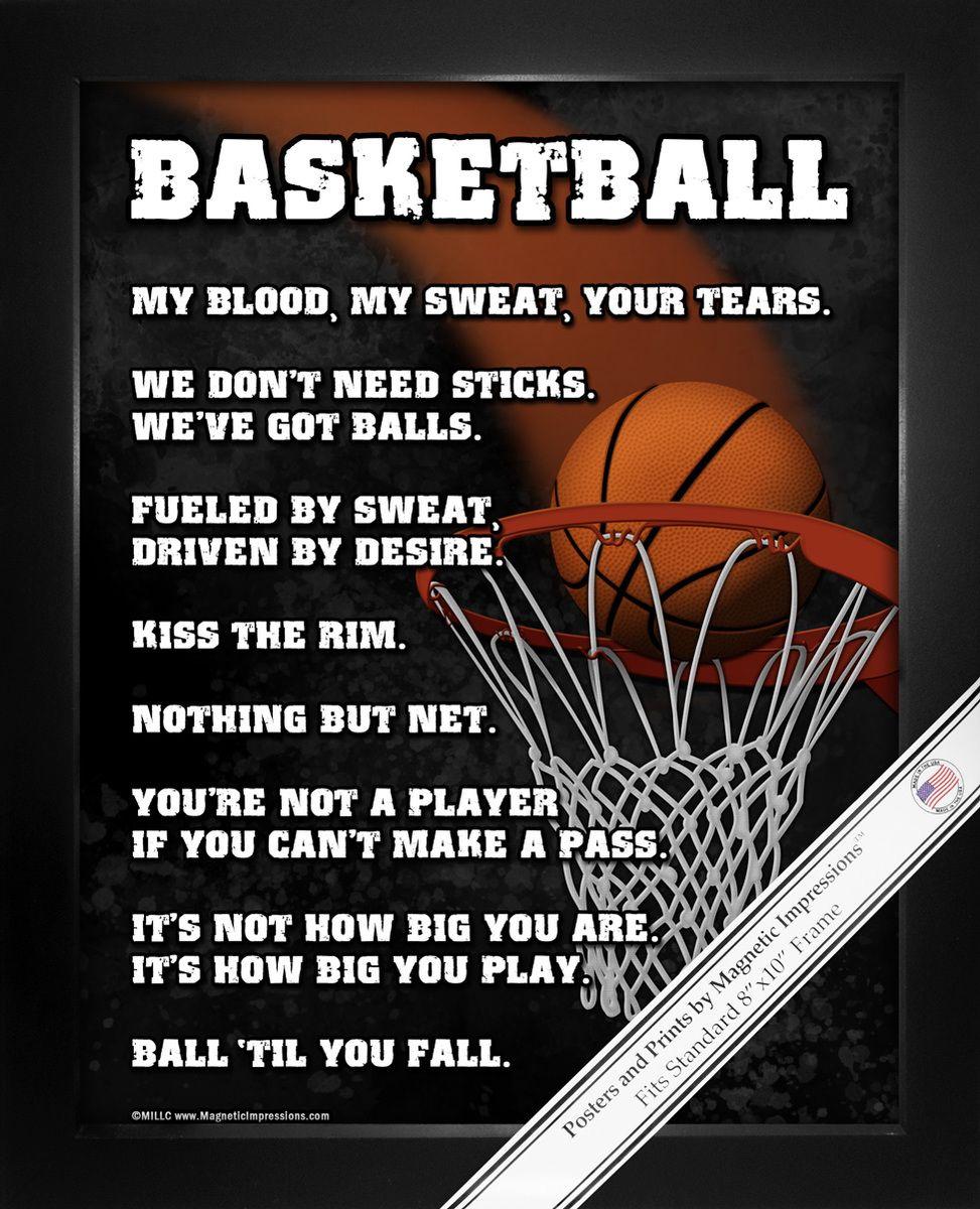 Basketball Player 8x10 Sport Poster Print   Baloncesto femenino ...
