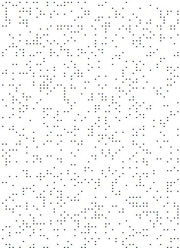random dot generator