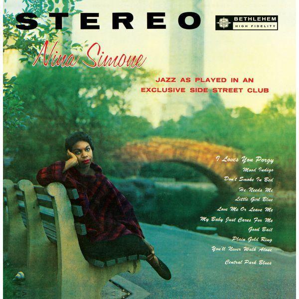 Nina Simone Little Girl Blue 1958 Bethlehem