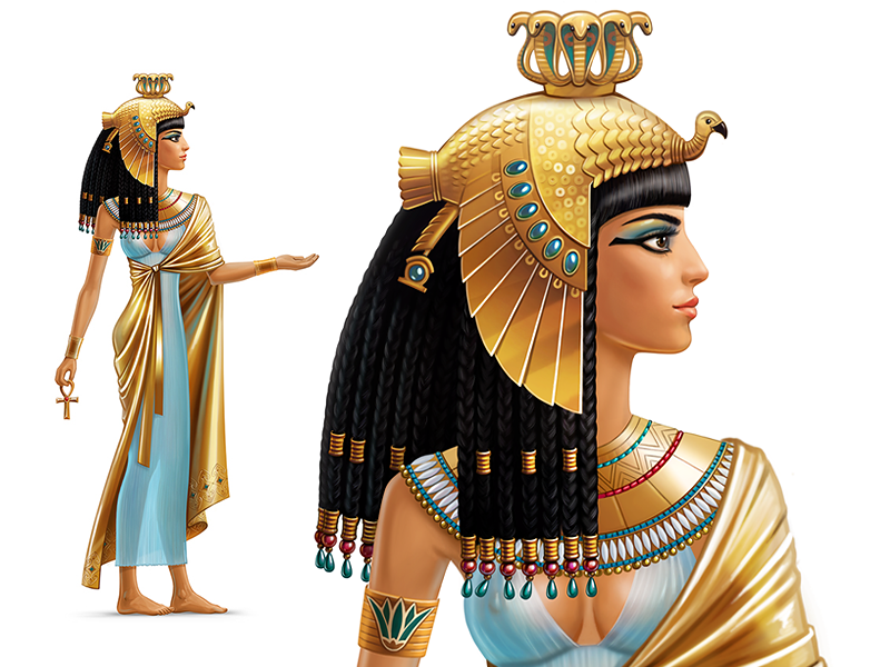 the original cleopatra