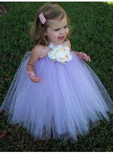 Lavender Princess TuTu Dress