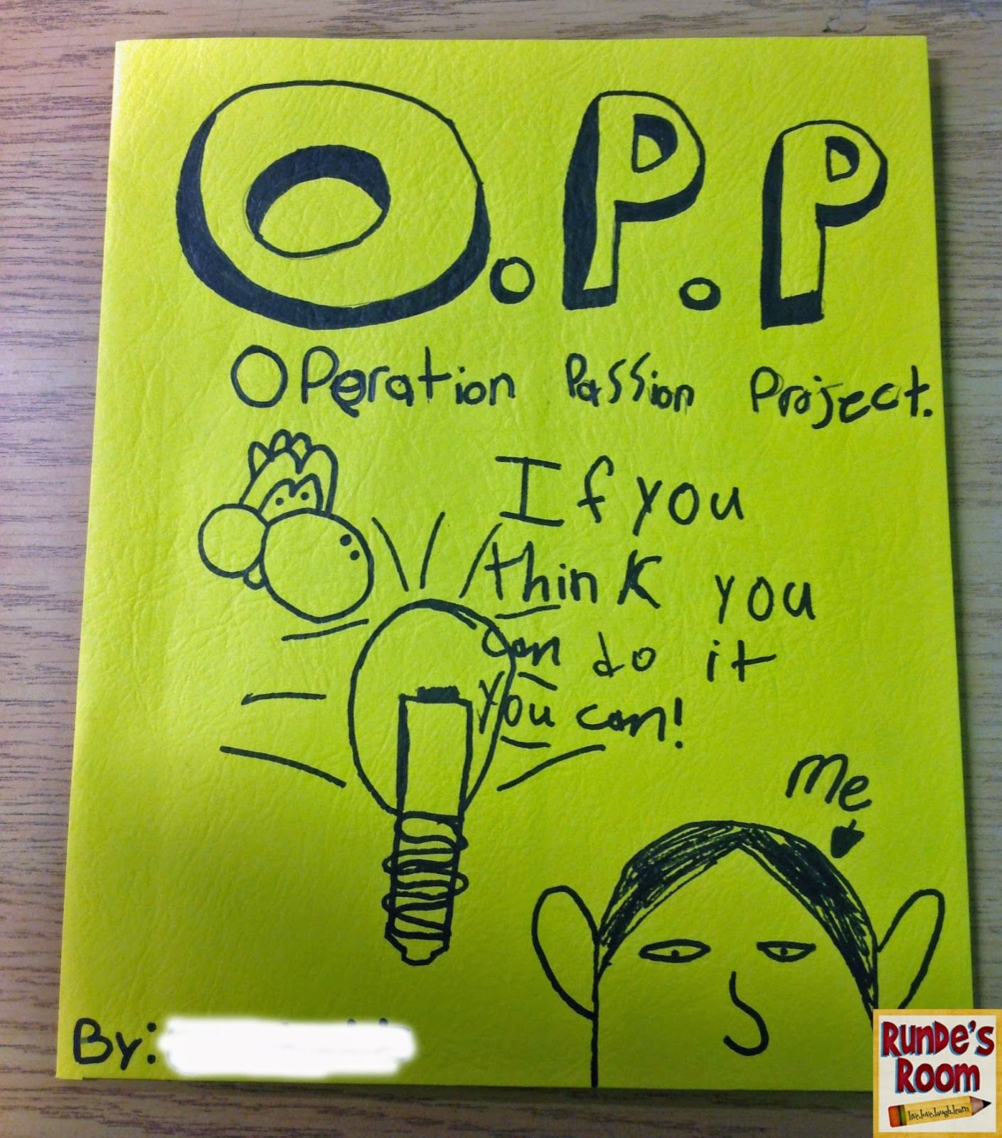 Passion Projects In The Classroom
