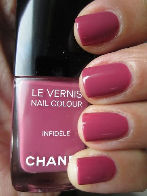 10 Amazing Chanel Nail Polishes for Spring in 2019 | Nails | Nails ...