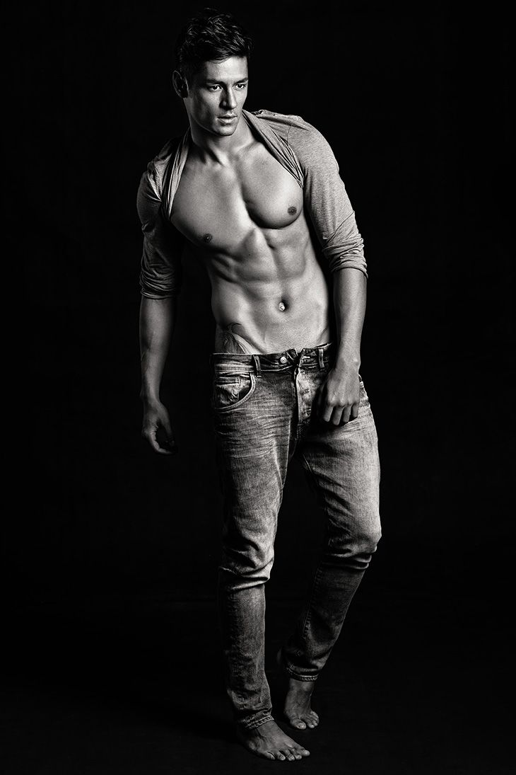 Hideo muraoka by wong sim is that his name anyway heus a hunk