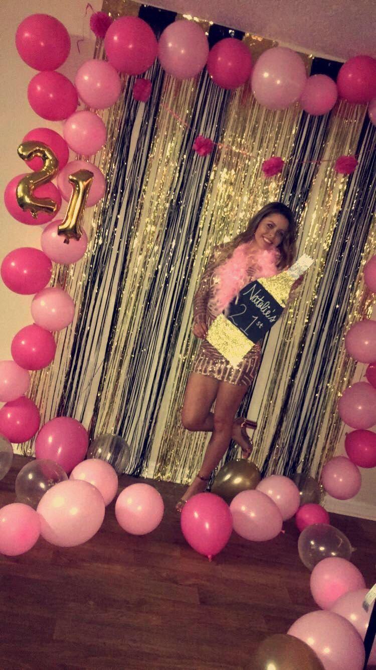 21birthday 21 Birthday Tsm Decoracion Fiesta Cumpleanos 21