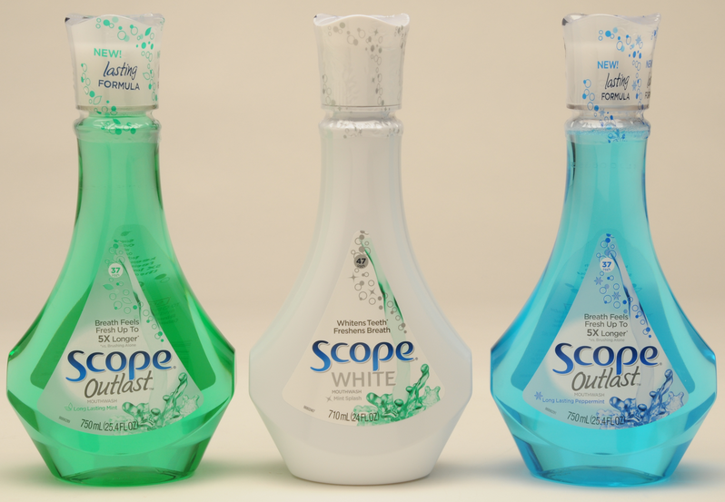 FREE Scope Mouthwash At Walgreens! | ~FREEbies | Packaging, Bottle
