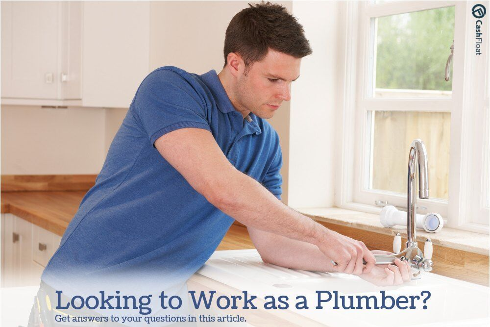 How much is a plumber salary in the uk the borrowers
