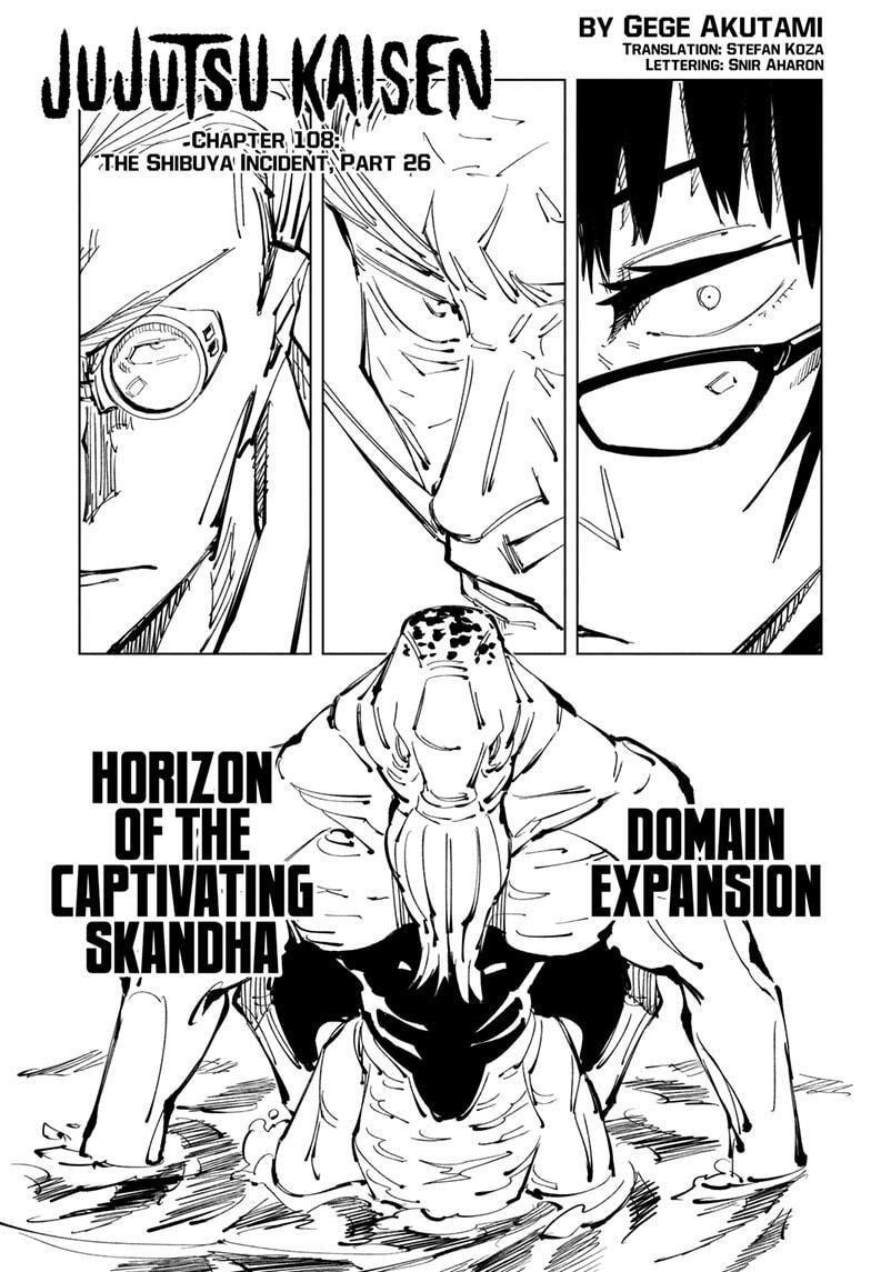 Pin By Manga Kik On Mangakik In 2021 Jujutsu Manga Chapter