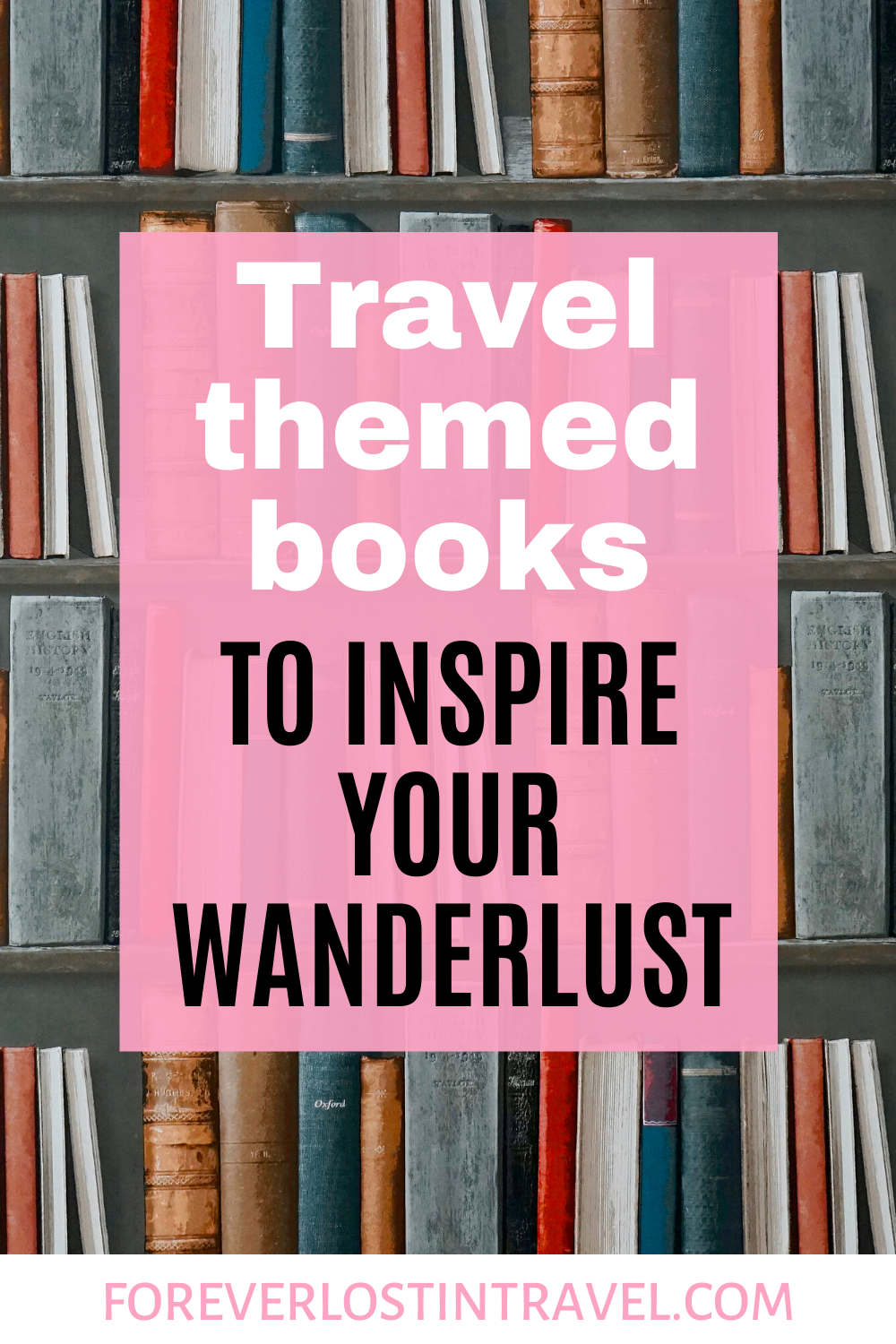 Love to read? Love to travel? Combine your two favorite things with these 8 amazing books that will help you get lost in another world even while you're still at home. Fictional stories and true life stories, these travel themed books will set your wanderlust to overdrive #travel #travelbooks #mustreadbooks #wanderlust #travelinspiration #athomeactivities #quarantinereads #socialdistancing