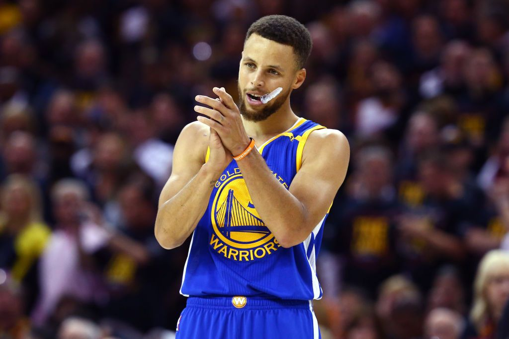 Stephen Curry Denies Taking a Dump on the Cavs
