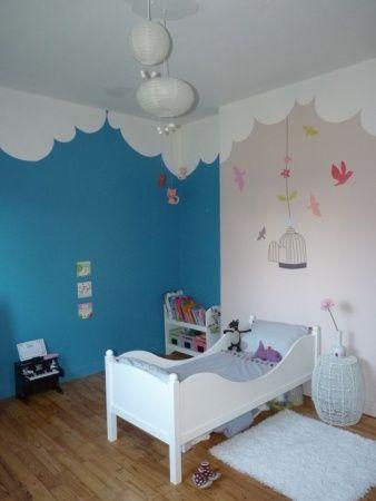 Chambre de Naomi en 2019 | DECO ENFANT | Chambre enfant, Peinture ...