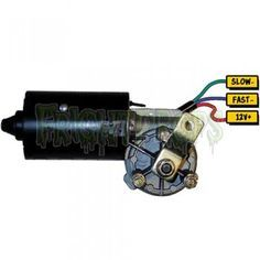 High Torque Windshield Wiper Motor