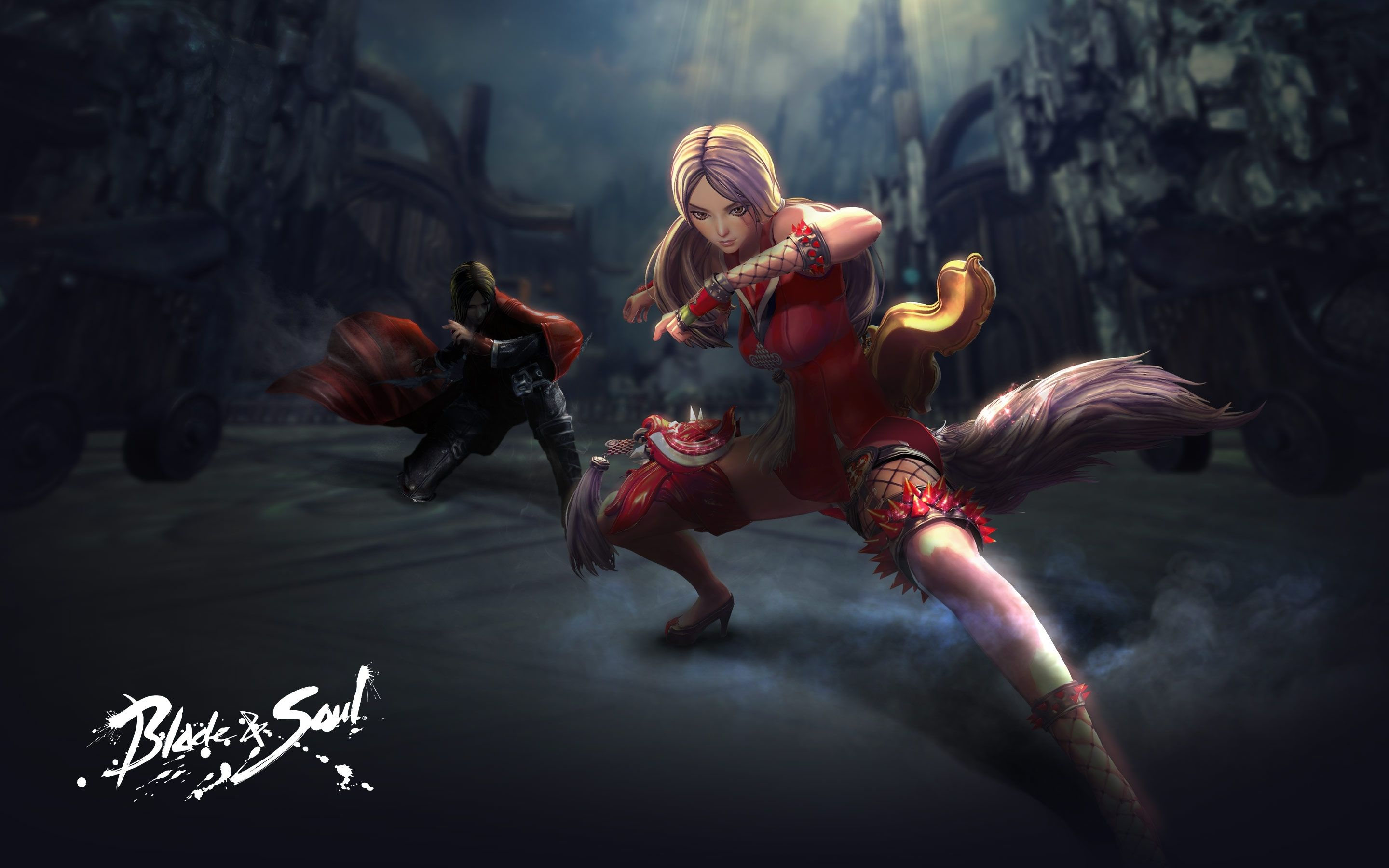 Blade And Soul Wallpapers Hd Blade And Soul Soul Game Blade And Soul Anime