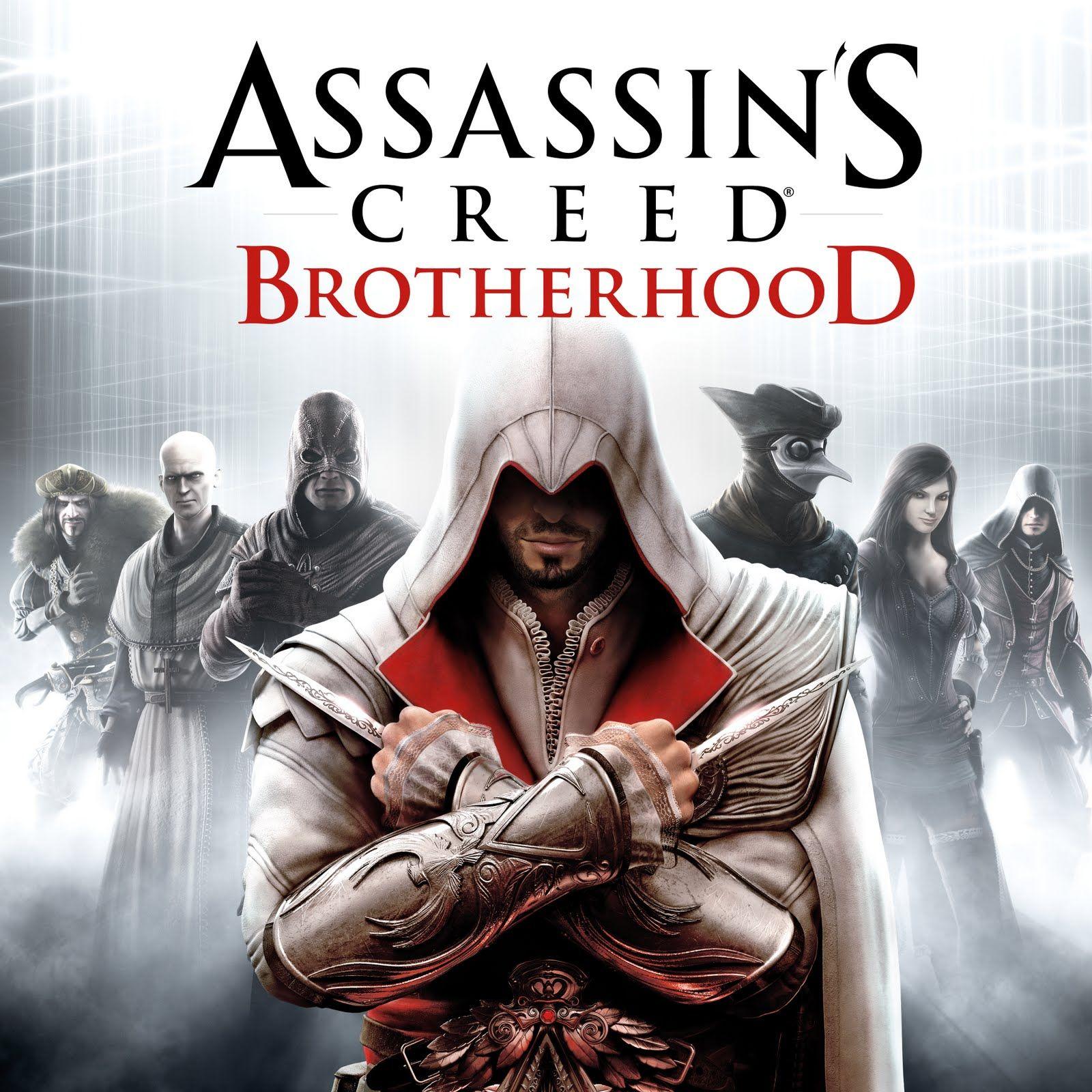 Assassins Creed Assassin S Creed Brotherhood Assassins Creed