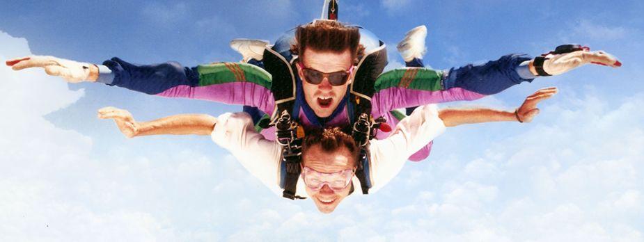 Lines can set us free | Perth western australia. Skydiving. Western australia
