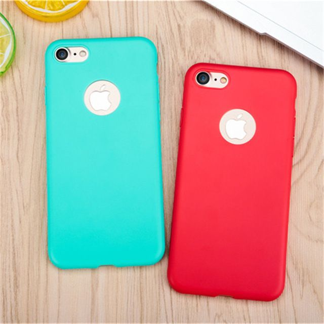 73b1e9405b3 ANTECASE Matte Skin Original Case Fundas for iPhone 5S TPU Rubber Back Cover  for iPhone 5 5S SE 6 6S 7 Plus Soft Silicone Cases